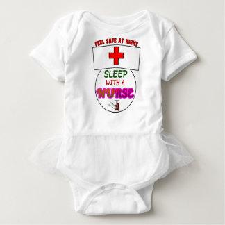 fühlen Sie sich sichere Baby Strampler