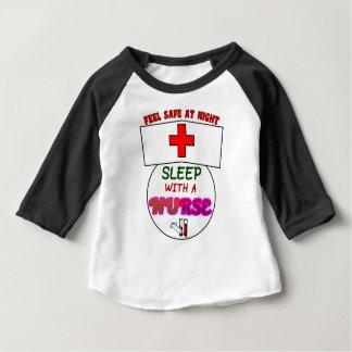 fühlen Sie sich sichere Baby T-shirt
