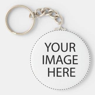 Füllen Sie Keychain Schablone Standard Runder Schlüsselanhänger