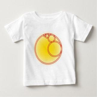fünf Kreise five circles Baby T-shirt