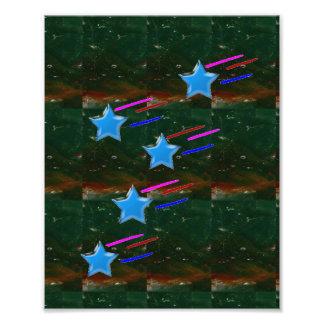 Fünf-SternefiveSTARS Fotodruck