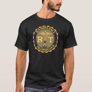 FUNKTELEGRAFIE-RADIOLOGIE-TECHNIKER-ABZEICHEN - T-Shirt