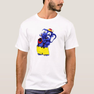 Funny Elephant PopArt T-Shirt