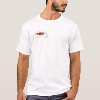 Für die Liebe des Basketballs T-Shirt