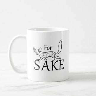 Für Fox-Grund Tasse