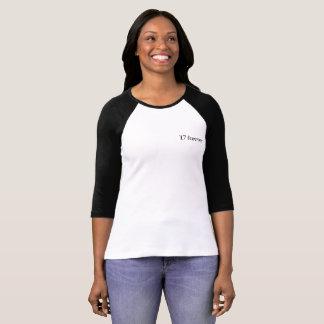 Für immer Front 17 T-Shirt