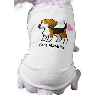 Furz-Maschine (Beagle) Shirt