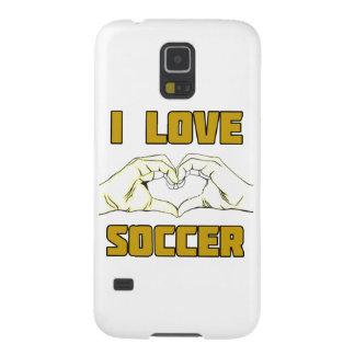 Fußball der Liebe I Galaxy S5 Hüllen