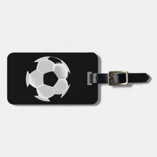 Fußball-Fußball Futbol Ball Kofferanhänger