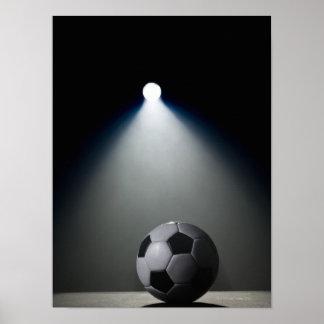 Fußball Poster