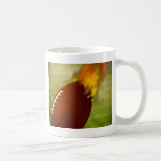 Fußball schnell kaffeetasse