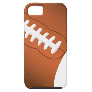 Fußball trägt Bildungs-Trainer-Team-Spiel-Feld zur iPhone 5 Cover