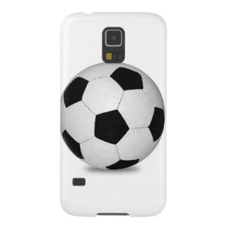 Fußball trägt des im Freienglückliche Kinder Samsung S5 Hülle