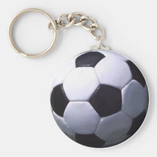 Fußball-wirklicher Fußball Schlüsselanhänger