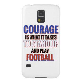 Fußballentwurf Galaxy S5 Hüllen