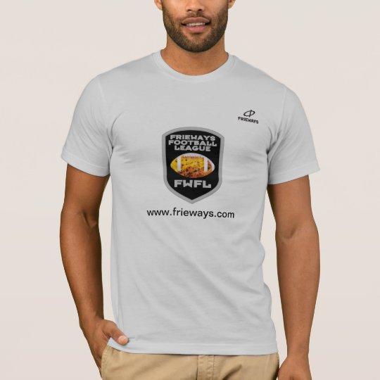 FWFL T-shirt weiß