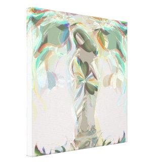 Gaia (Mutter Erde) Galerie Gefaltete Leinwand