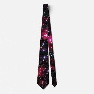 Galaxie-Gruppe Abell 901/902 Hubble Raum-Foto Personalisierte Krawatten