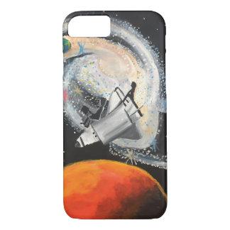 Galaxie iPhone 8/7 Hülle