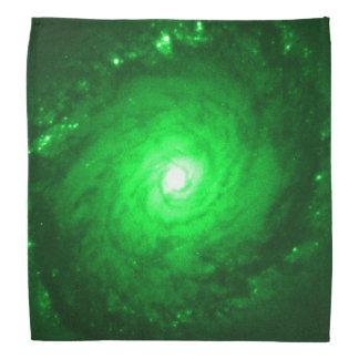Galaxie NGC 1512 im sichtbaren Licht Halstuch