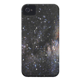 galaxy another in pixels iPhone 4 cover