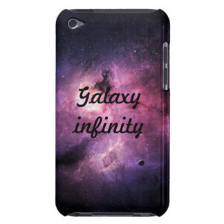 Galaxy infinity iPod touch case