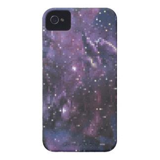 galaxy pixels Case-Mate iPhone 4 hülle