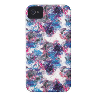galaxy watercolor Case-Mate iPhone 4 hülle