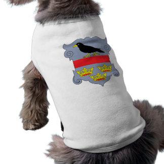 Galizien, Österreich Ärmelfreies Hunde-Shirt