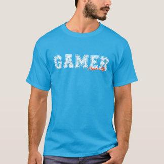 Gamers-T - Shirt: Gamer, habe ich ein Leben T-Shirt