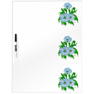 Gänseblümchen-Blumen Memo Board