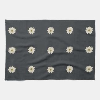 Gänseblümchen-Tuch Küchentuch