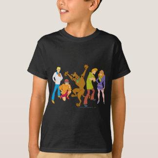 Ganze Gruppe 16 Mystery Inc T-Shirt