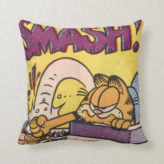 Garfield-ZERTRÜMMERN! Kissen
