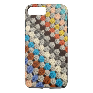 Garn-Versteck-Oma iPhone 8 Plus/7 Plus Hülle