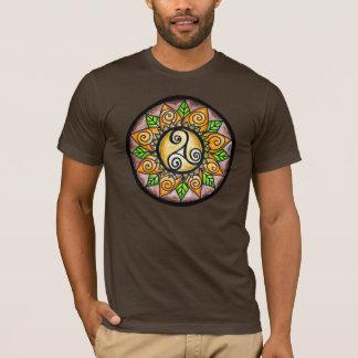 Garten-GlückCeltic Triskele T-Shirt