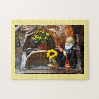 Garten Gnome Puzzle