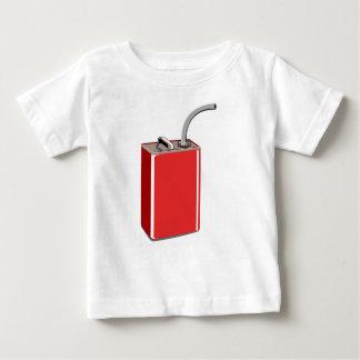 Gas kann baby t-shirt