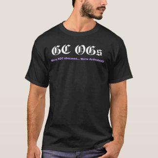 GASCHROMATOGRAPHIE OGs - grundlegendes Motto-Shirt T-Shirt