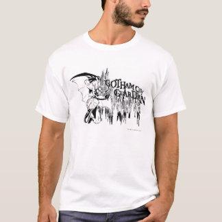 GASCHROMATOGRAPHIE Wächter-Zeichnen T-Shirt