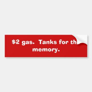 Gaspreis-Autoaufkleber Autoaufkleber