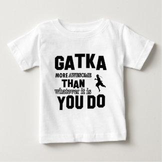 GATKA ist fantastisch Baby T-shirt