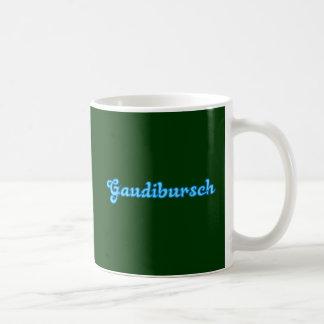 Gaudibursch Bayern bayrisch bayerisch Bavaria Tasse