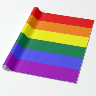 Gay Pride-Regenbogen Geschenkpapier