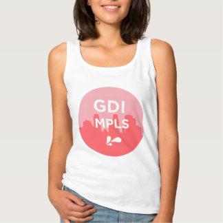 GDI MPLS Logo-Behälter Tanktop