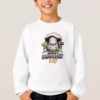 Gebäck-Koch: Der süßeste Koch v4 der Welt Sweatshirt