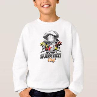 Gebäck-Koch: Der süßeste Koch v5 der Welt Sweatshirt