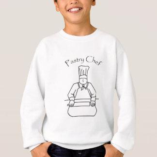 Gebäck-Kochrolls-Teig Sweatshirt