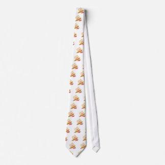 Gebacken mit Liebe Personalisierte Krawatten
