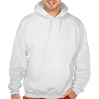 Gebackene Clothing Company weiße Hoodie ~ Version